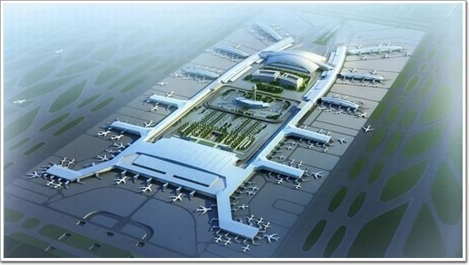 廣州市白云機場國際中心T2航站樓
